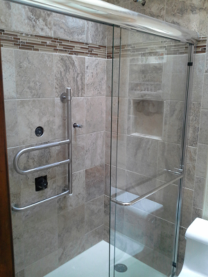 Shower Safety Grab Bar Kiel