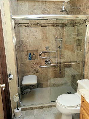 Shower Grab Bar Sheboygan
