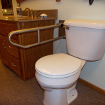 Toilet Grab Bar Installation Manitowoc