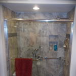 Elderly shower aids and grab bar installation Sheboygan