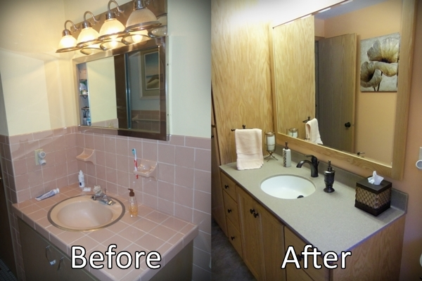 Manitowoc custom bathroom remodeling